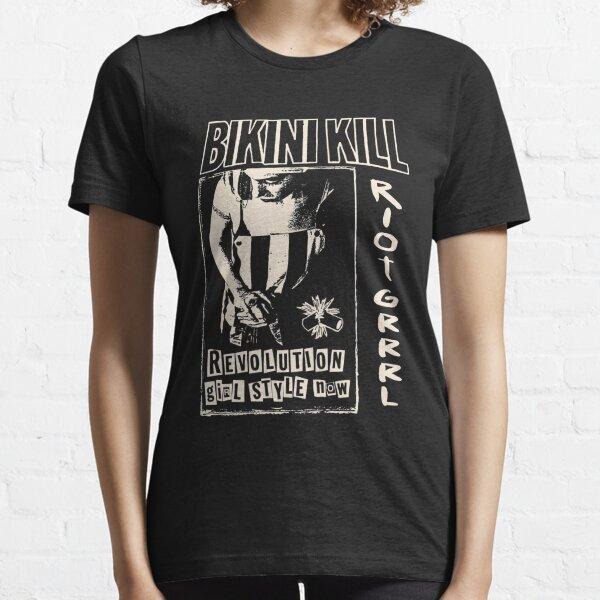 Bikini Kill Essential T-Shirt
