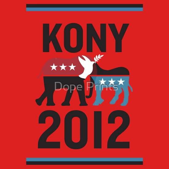 TShirtGifter presents: KONY 2012 - Poster Design v2 [HQ]