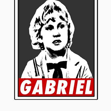 Gabriel - Little Boy by Pacifico