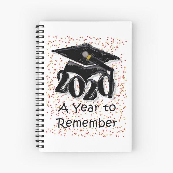 The Graduate Series 6 Spiral Notebook