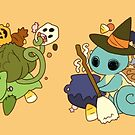 Pokeween by kickingshoes