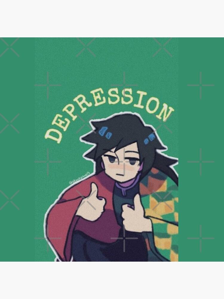 Fight against depression by ScottBrando