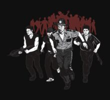 Zombie Killers- The Walking Dead Shirt