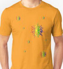 LGBT Snow Flakes Unisex T-Shirt