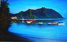 Morning Stillness, Kaneohe Bay by jyruff