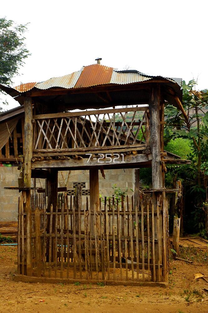 Village Spirit House by 7-2521
