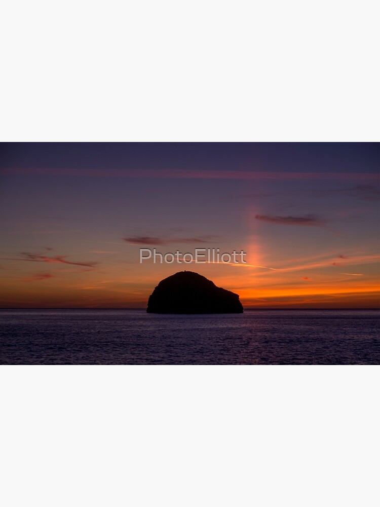 A Summers Sunset at Trebarwith Strand, Cornwall by PhotoElliott