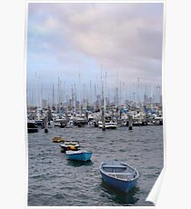 Harbour  Poster