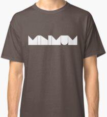 MINIMUM - White Ink Classic T-Shirt