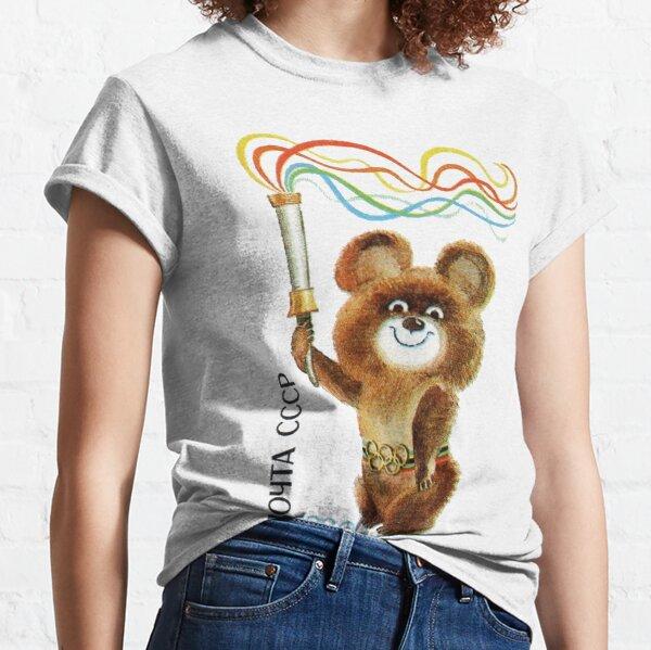 Misha the Bear Classic T-Shirt
