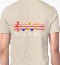 Make It Rain - Song Of Storms T-Shirt