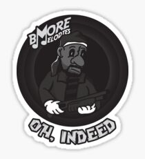 BMore Melodies Sticker