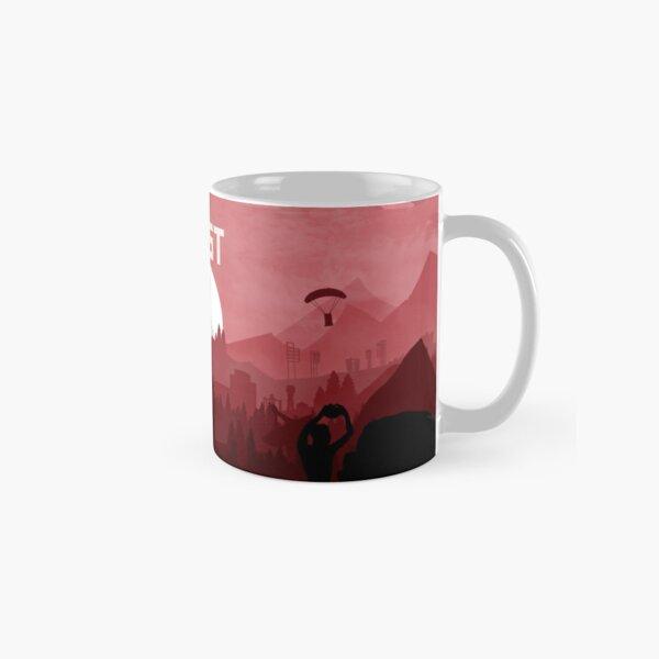 Red Rust Classic Mug
