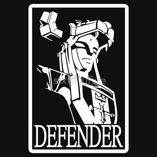 TShirtGifter presents: Forever Our Defender