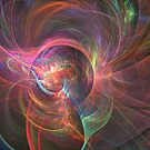 Well-balanced mind by Fractal artist Sipo Liimatainen