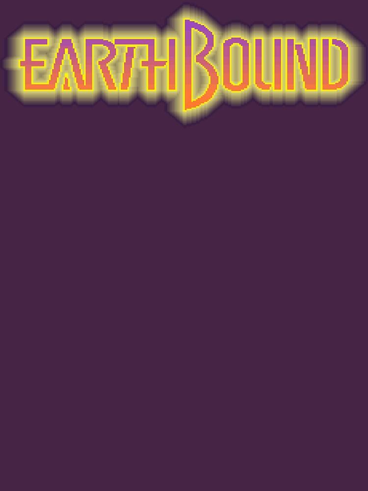 EarthBound | Unisex T-Shirt, a t-shirt of nintendo, video