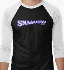 SMAAAASH!! Men's Baseball ¾ T-Shirt