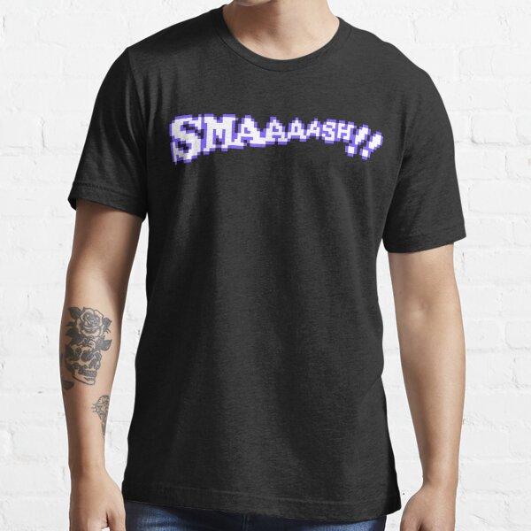 SMAAAASH !! Camiseta esencial