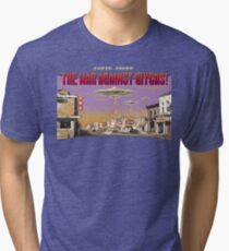 The War Against Giygas Tri-blend T-Shirt