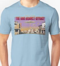 The War Against Giygas Unisex T-Shirt