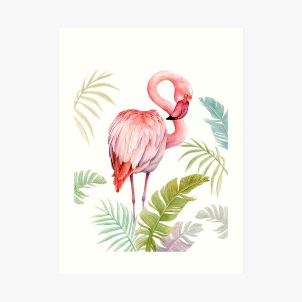 Pink vibes Art Print