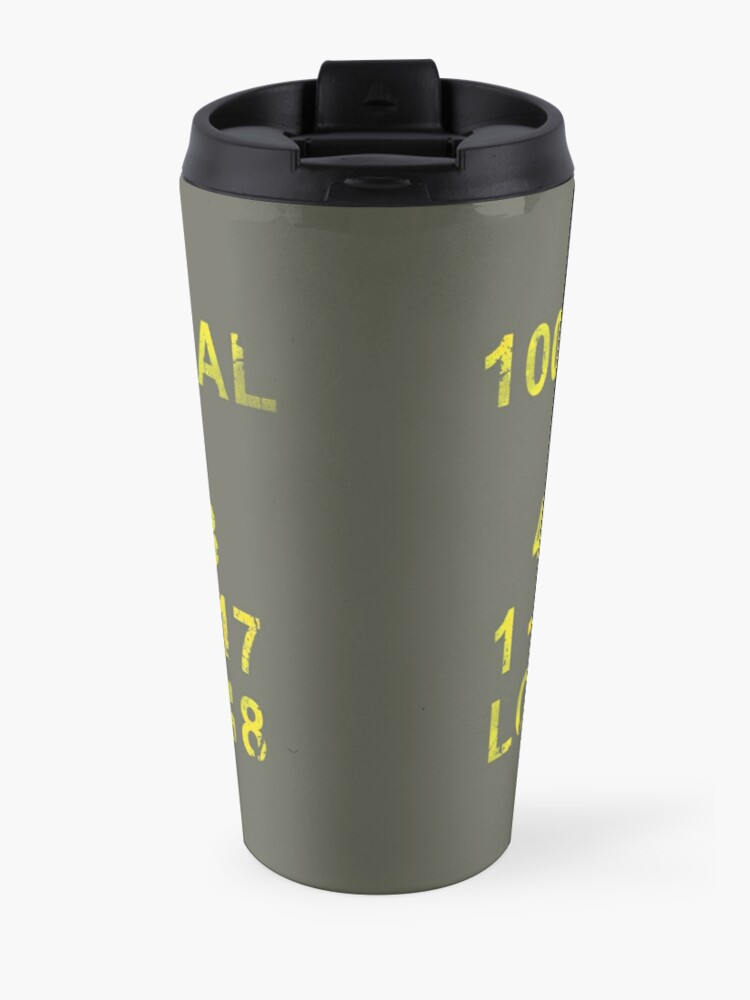 Alternate view of 50 Cal Ammo Can Travel Mug