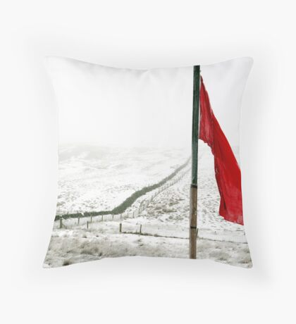 untitled #165 Throw Pillow