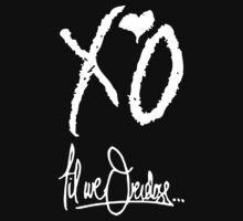 XO Til We Overdose - Alternate (White)