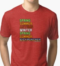 Six Seasons and a Movie Tri-blend T-Shirt