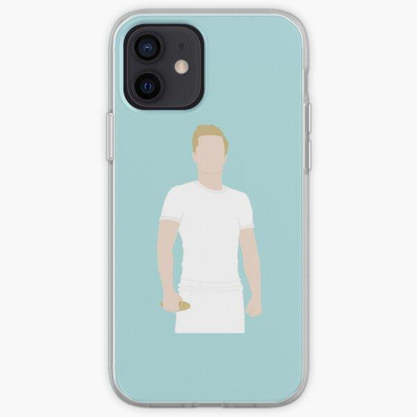 Vector Peeta iPhone Soft Case