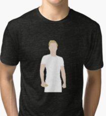 Vector Peeta Tri-blend T-Shirt