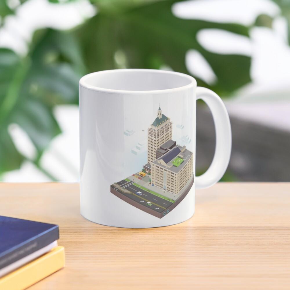 City Blocks: Kodak Tower (Rochester, NY)  Mug