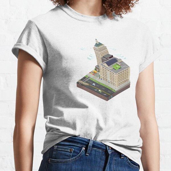 City Blocks: Kodak Tower (Rochester, NY)  Classic T-Shirt