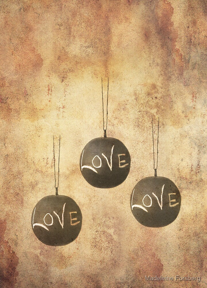 Floating Love by Madeleine Forsberg