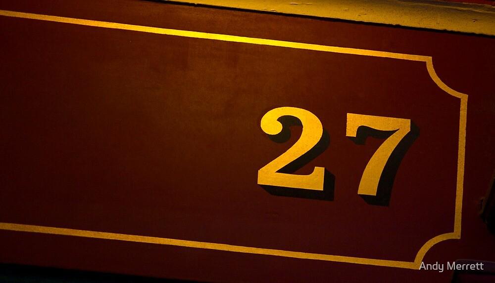 Twenty-Seven by Andy Merrett