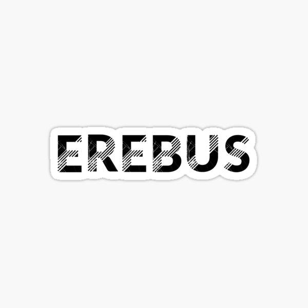Erebus  Sticker