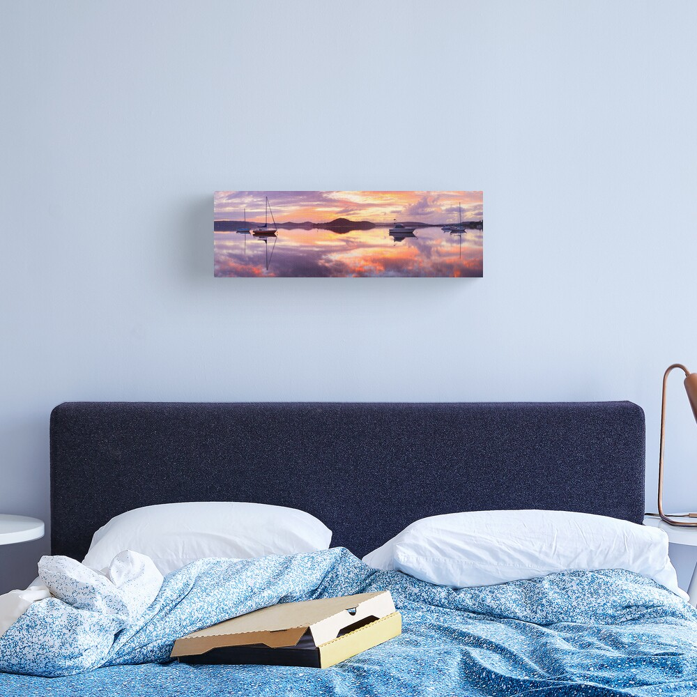 Serenity, Koolewong, New South Wales, Australia Canvas Print
