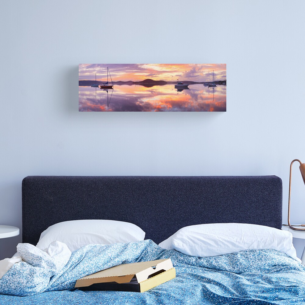 Serenity, Koolewong, New South Wales, Australia Canvas Print