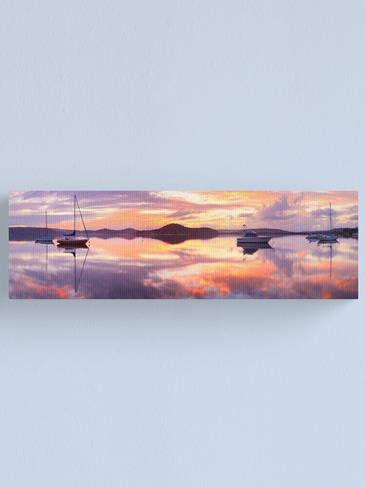 Alternate view of Serenity, Koolewong, New South Wales, Australia Canvas Print