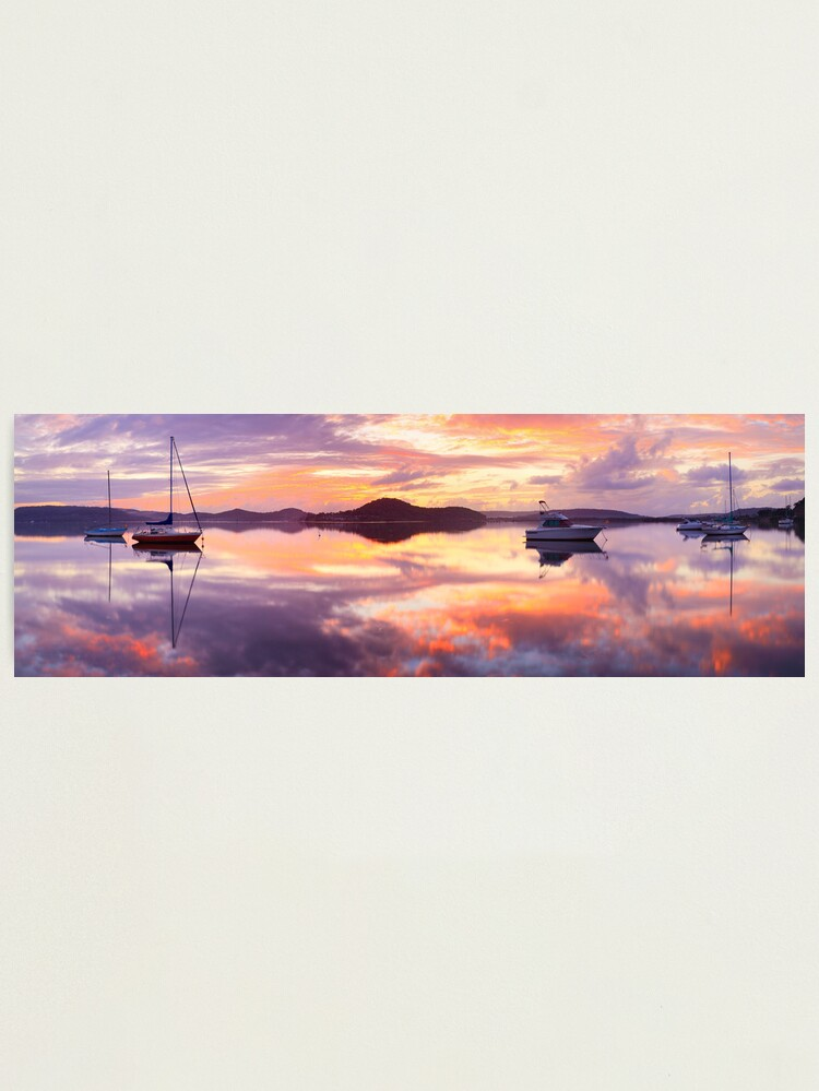 Alternate view of Serenity, Koolewong, New South Wales, Australia Photographic Print