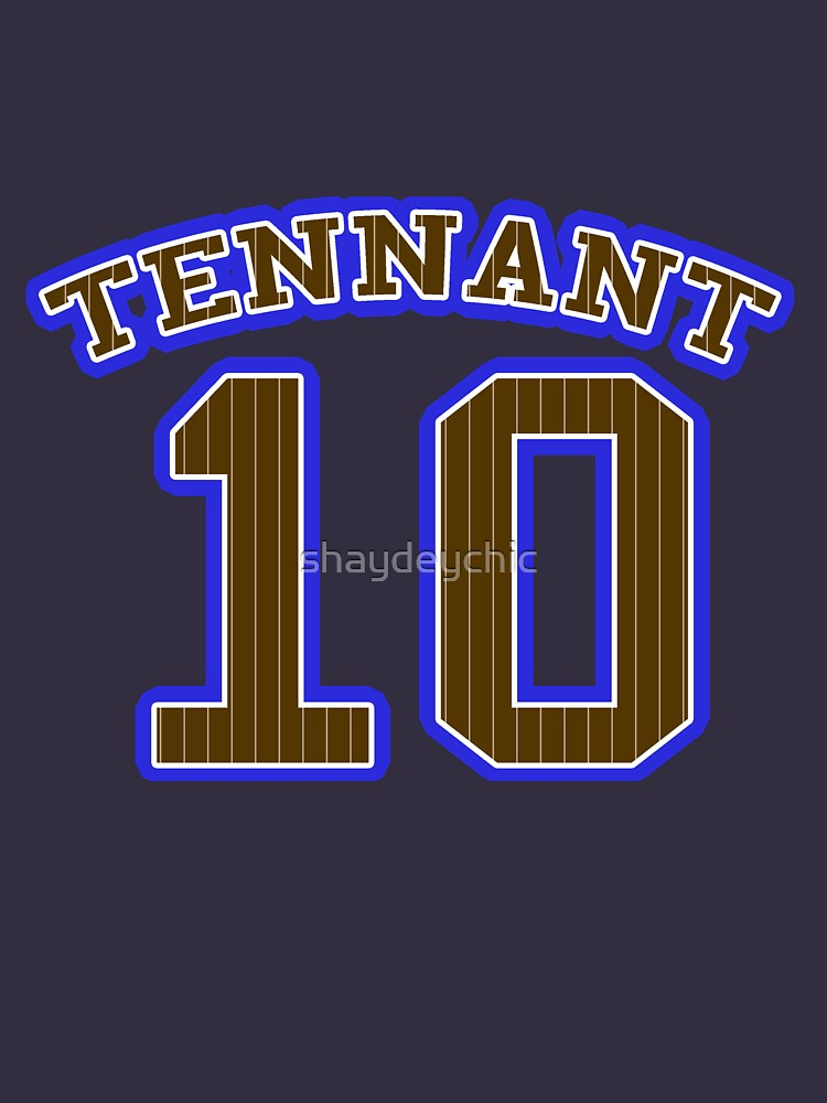 Tennant Team Shirt | Unisex T-Shirt