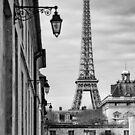 Champs de Mars by Randy  LeMoine
