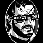 God Save The Boss by mikelaidman