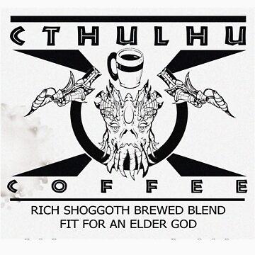 Cthulhu Coffee by Kloud23