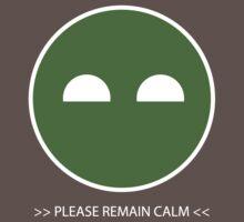 Halo ODST Superintendent - Calm | Unisex T-Shirt