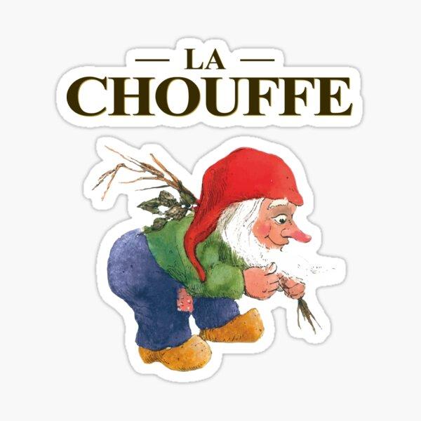 La Chouffe Sticker
