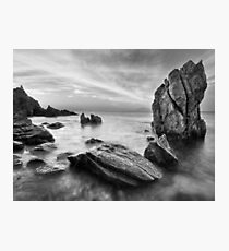 The Timeless Shore Photographic Print