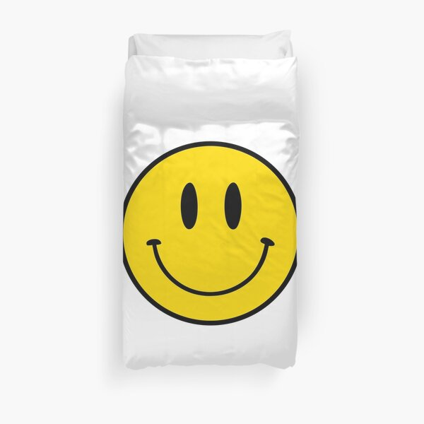 Happy Face | Smiley |  Duvet Cover