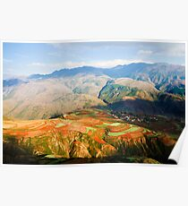 The Red Earth of Luoxiagou Poster