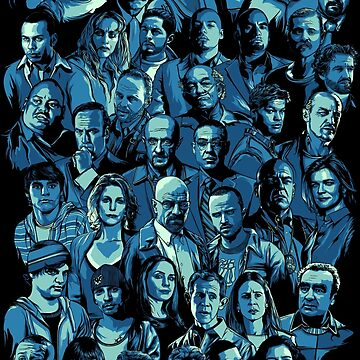 Breaking Bad Reunion by sologfx
